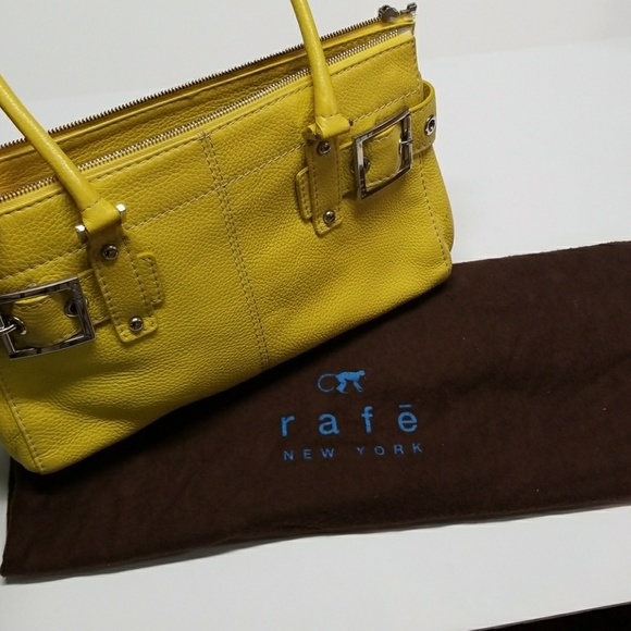 53cd01c3bf Rafe New York Leather Purse with Dust Bag